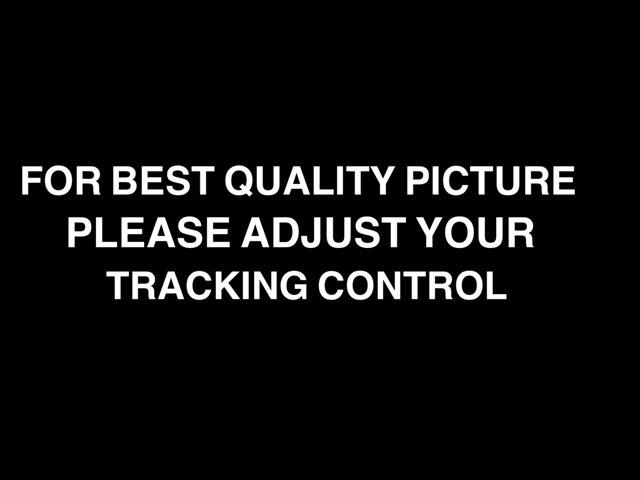 Tracking Control Screen & Alpha Video Distribution Logo by Adriano Scotti