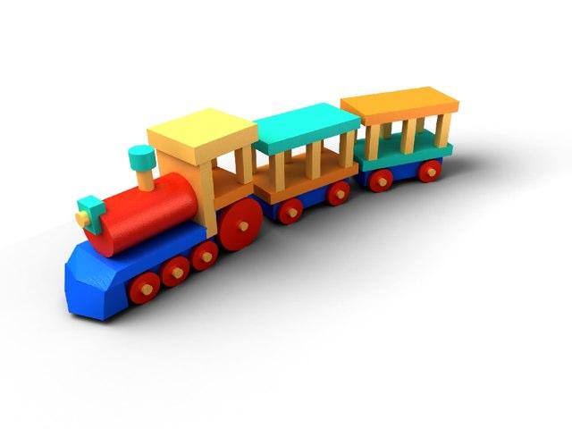 Train by uri lazar