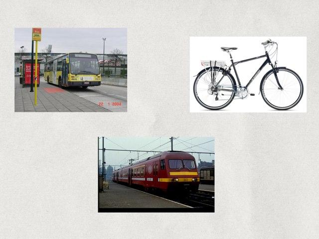 Transport En Commun 2  by Florence Marique