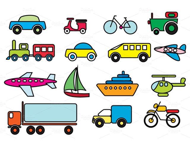 Transport Spotter by Matt Jones