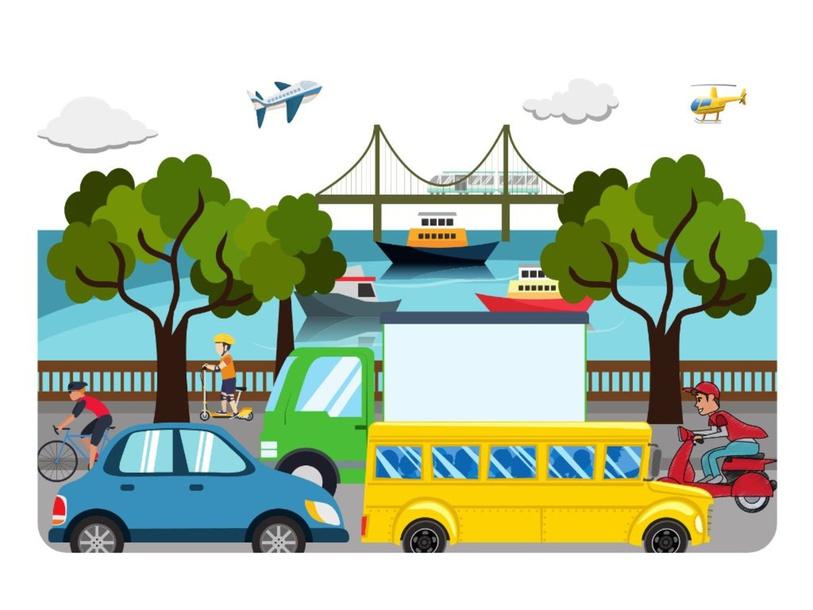 Transport by Lauren Hamilton Saez