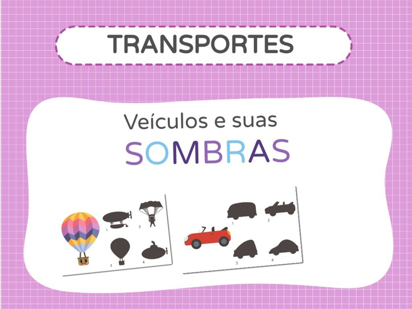 Transportes e sua ssombras by Ana Carolina Povoa