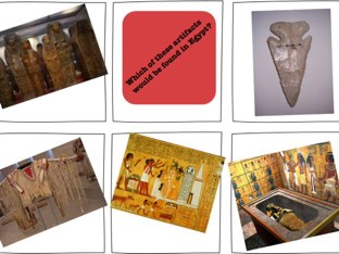 Travel The Egyptian Exhibit by Lindsey Davis