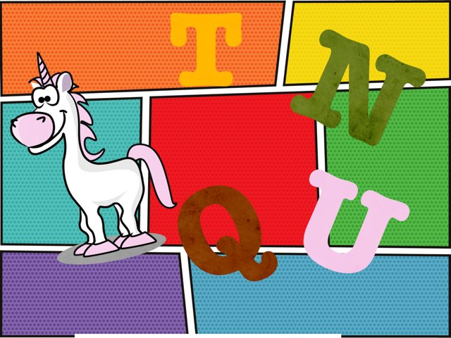 Trevor's ABC Game by Jessica Preisig