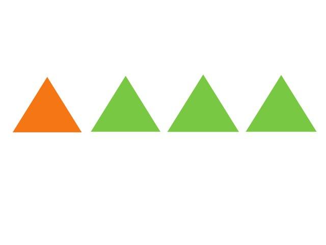 Triangle- Different by Speech Program23