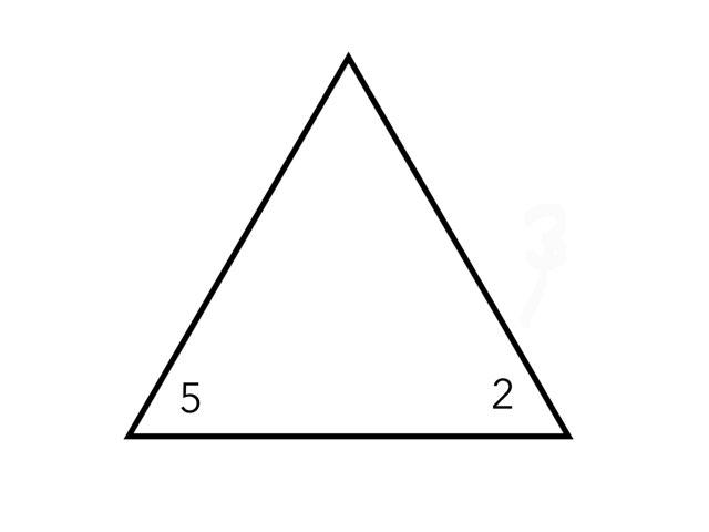 Triangles 1 by Vicenç Cano