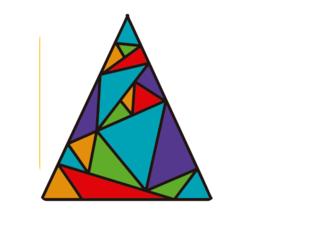 Triangulos by Júlia Correia