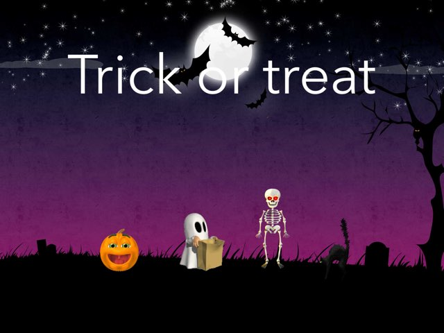 Trick Or Treat  by Hermano Dudu