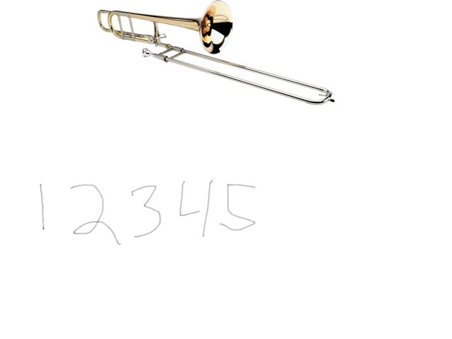 Trombone And Tuba by Cameron Maas