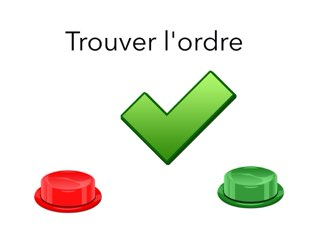 Trouve L'ordre by mn mn