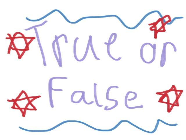 True Or False And A Little Extra by aisling Moore