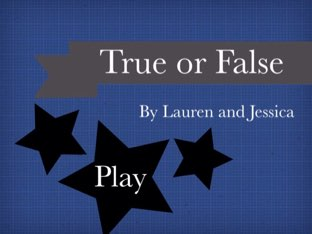 True Or False  by LS DS