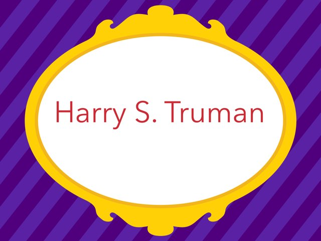Truman by Cristina Chesser