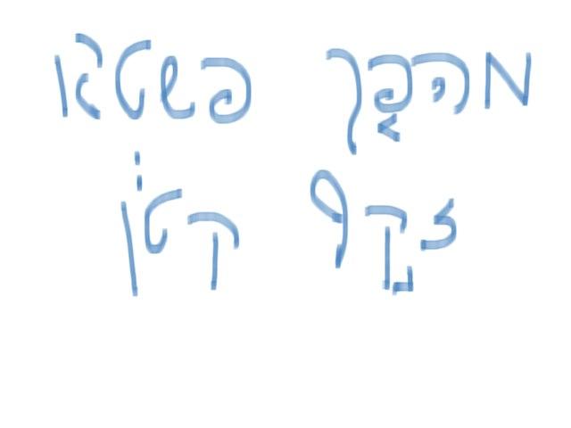 Trup Puzzle 1 by Moshe Rosenberg