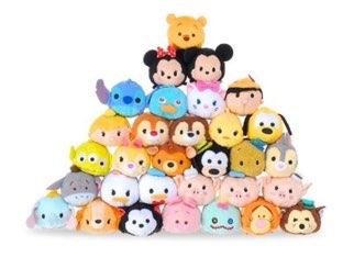 Tsum Tsum Puzzle by Elsa Elsa