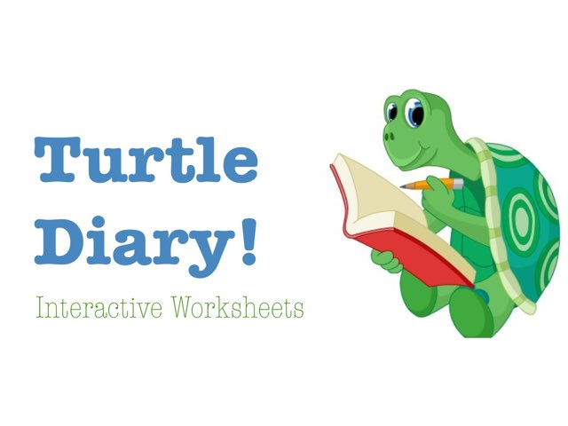 TurtleDiary - Interactive worksheets by Tiny Tap