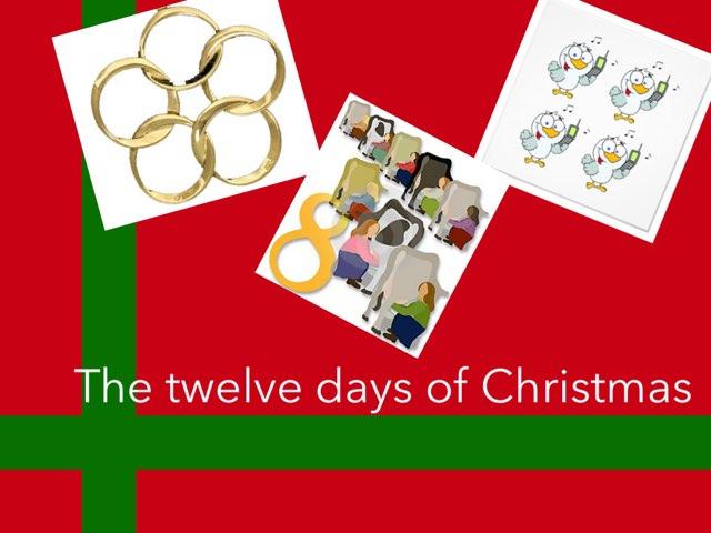 Twelve Days Of Christmas by Ebony Lees