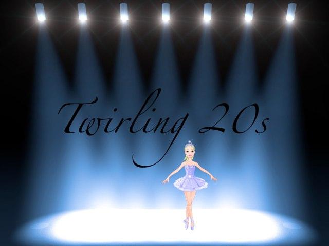 Twirling 20s by Ascension Kindergarten