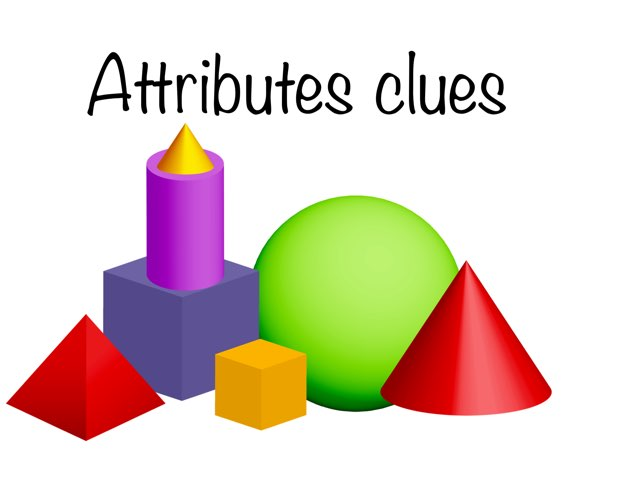Two Attributes Clues by Madonna Nilsen
