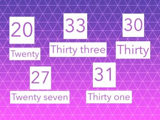 Ty And Teen Numbers by Izaskun De Ariño