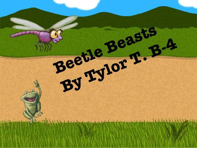 Tylor's Beetles by Vv Henneberg
