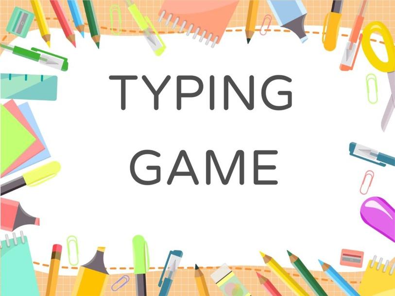 Typing Skills by Farhana Jaib