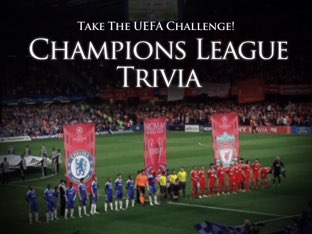 UEFA Challenge! by Trivia Blitz