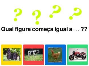 Jogo De Aliteração Igual II  by Tati Barrozo