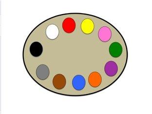 いろー  Colour by Pam Spiegel
