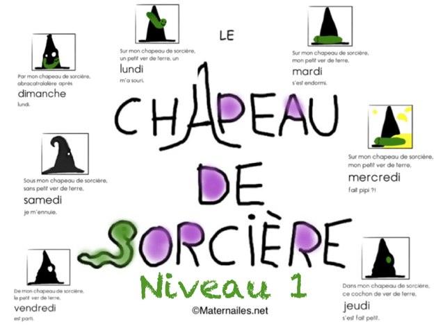 Le Chapeau De Sorcière 1 by Marie S