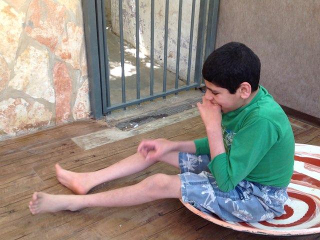 המשחק של חמודי by בית ספר המעיין ירושלים
