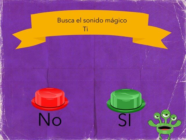 Busca El Sonido Mágico /ti/ by Vilmarys Rivera