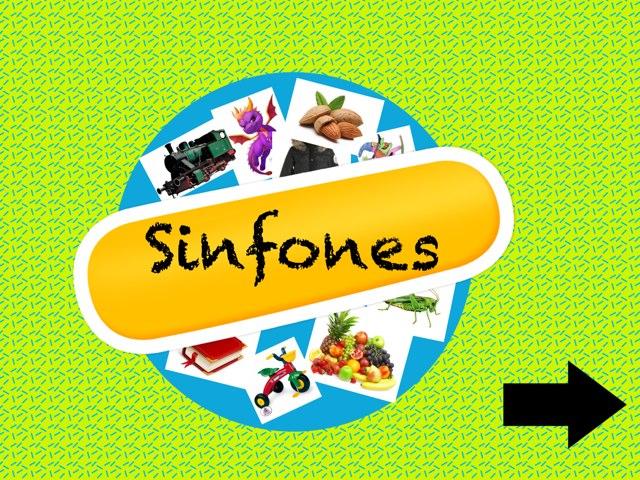 Articulación de Sinfones  by Anabel Perez