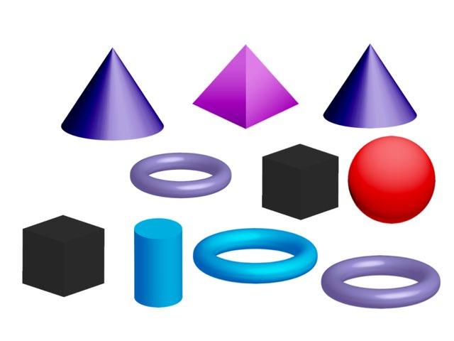 Formas Geométricas by Escola lápis de cor