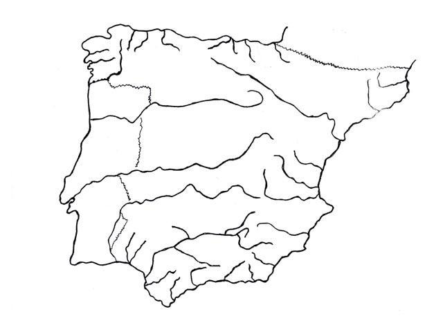 Los Ríos De España by Diego Villanueva
