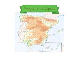 Relevo de España by Ceiprandufe Ceiprandufe