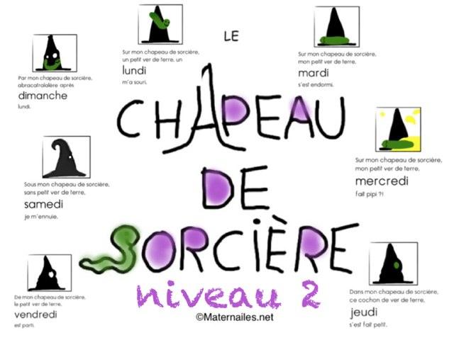 Le Chapeau De Sorcière 2 by Marie S