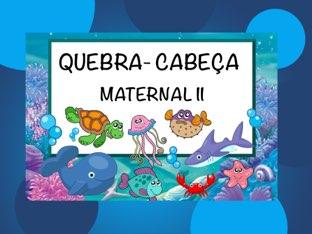 QUEBRA - CABEÇA by Laiz Clemente