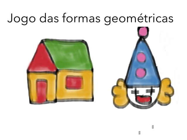 As Formas Geométricas by Escola lápis de cor