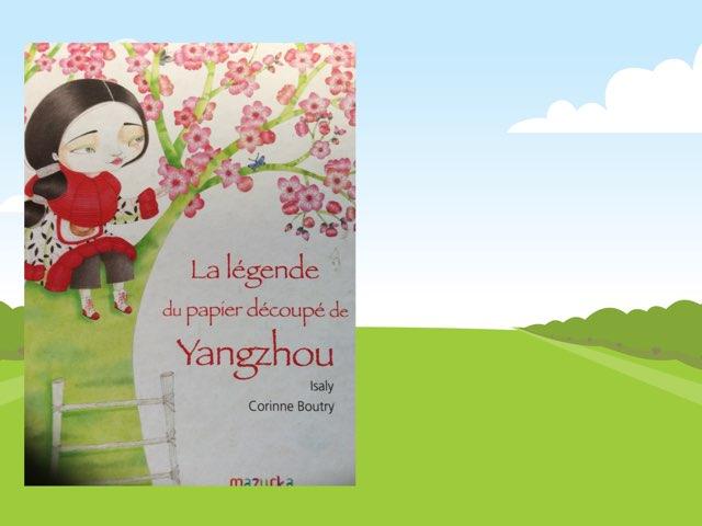 La Légende de Yangzhou #devinincos by Ecole Puimichel