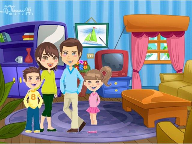 عائلتي by Fatma Al-Ameer