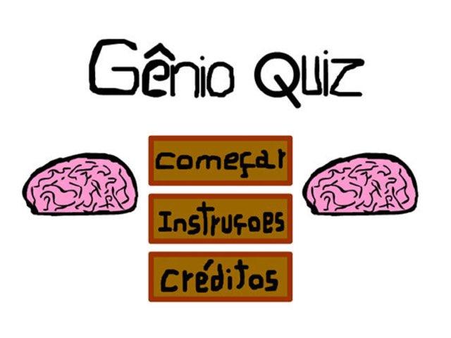 Gênio Quiz by Renato Junior