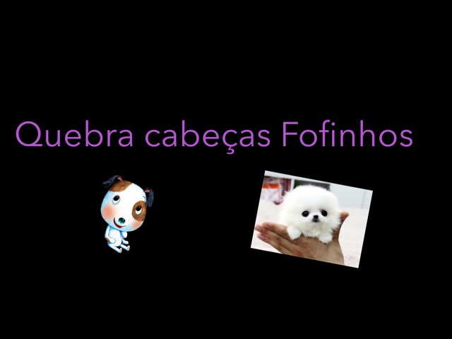 Quebra Cabeças Fofinhos by Alicia Soletti
