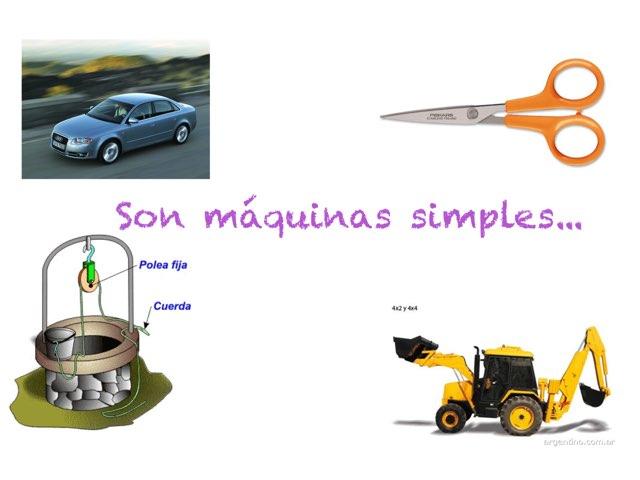 Máquinas by Macarena Rascon