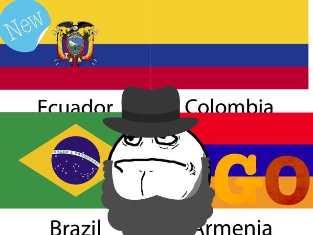 La Guerra De Países  by Pipe Guerra