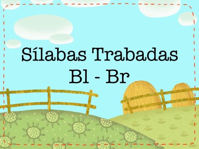 Sílabas Trabadas by iPad Cart