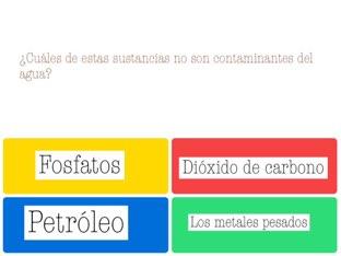 Contaminación Del Agua  by Andrea  carreras
