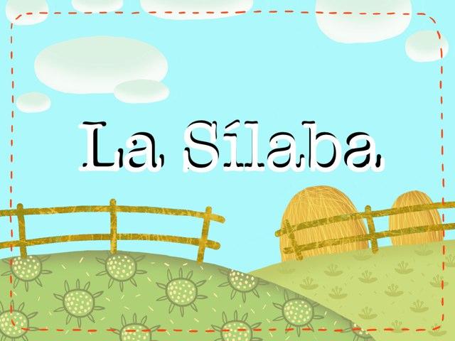 La Sílaba by iPad Cart