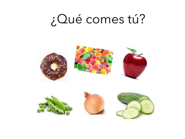 ¿ Qué Comes Tú? by Maria Ruiz-Haneberg