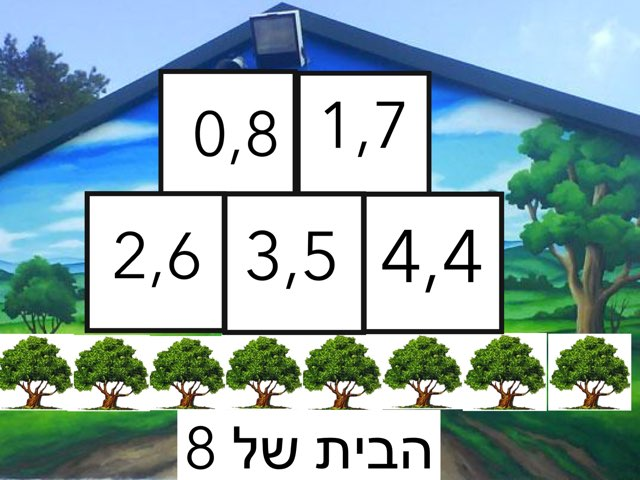 הבית של 8 by Sara Zigelbaum